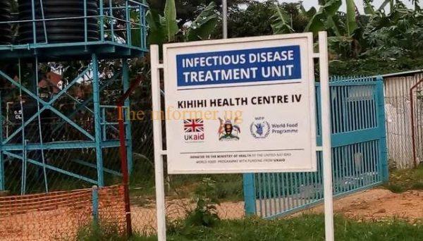 BREAKING: Ministry Clarifies on Suspected Kanungu Coronavirus suspect