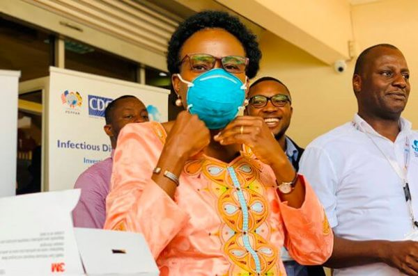 Uganda registers 326 Coronavirus cases, 3 deaths