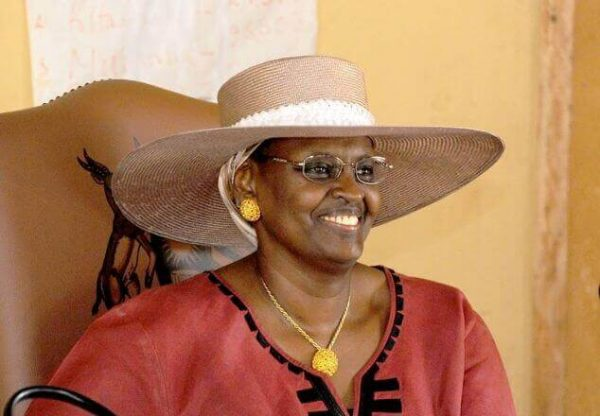 Thank you for being our family's rock, President Museveni heaps praises to wife on Birthday