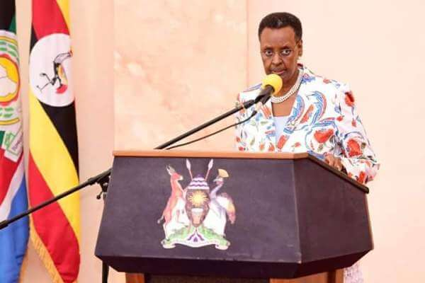 Education and Sports Minister Janet Museveni to address the Nation on fate of reopening schools