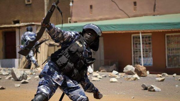 Four confirmed dead, scores injured in Kampala protest shooting
