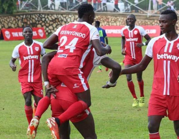 Express FC Offloads 18 Players from the club's squad
