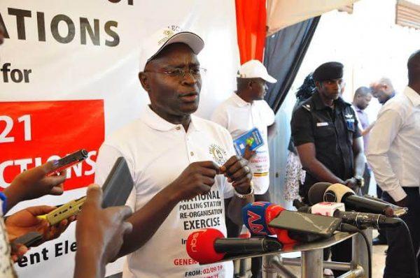 Byabakam's EC bans cameras at Polling stations