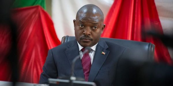 What will Ex-Burundi's leader Pierre Nkurunziza be remembered for?