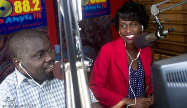 Sudhir cracks whip, fires Sanyu fm staffs, replaces them with Comedian Salvador