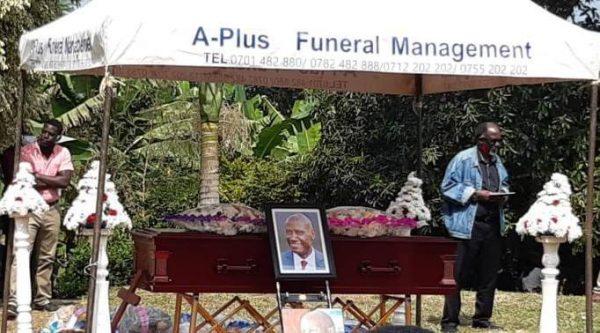 Veteran Journalist Mutazindwa laid to rest in Kabarole district