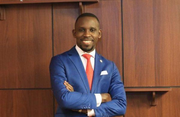Who is People power's strongman Joel Ssenyonyi