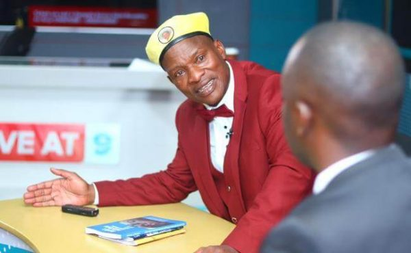 Tamale Mirundi's One on One show on NBS TV ends on Tuesday
