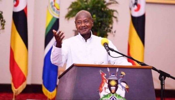 FULL SPEECH: Our Country's population age structure is helping us defeat Coronavirus- Museveni