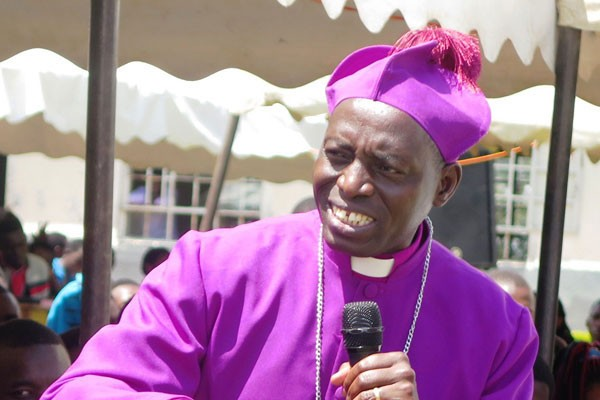 Bishop Ahimbisibwe tasks candidates to ensure peace & stability ahead of 2021 elections
