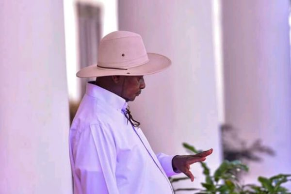 President Museveni switches to Writing instead of his usual TV/ Radio massages