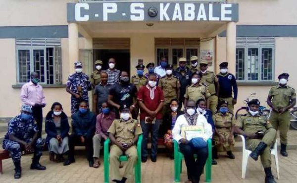 End of the road! Kabale Central Police OC, Augustine Nakitari retires after 42 years of dedicated service