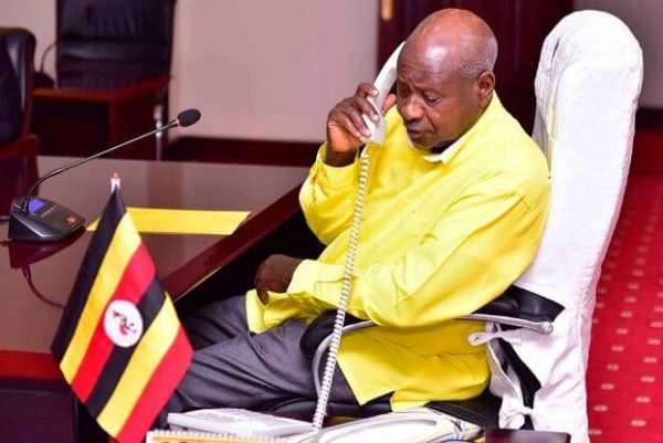 President Museveni establishes Toll Free Call Centre to boost easy, quick flow of information