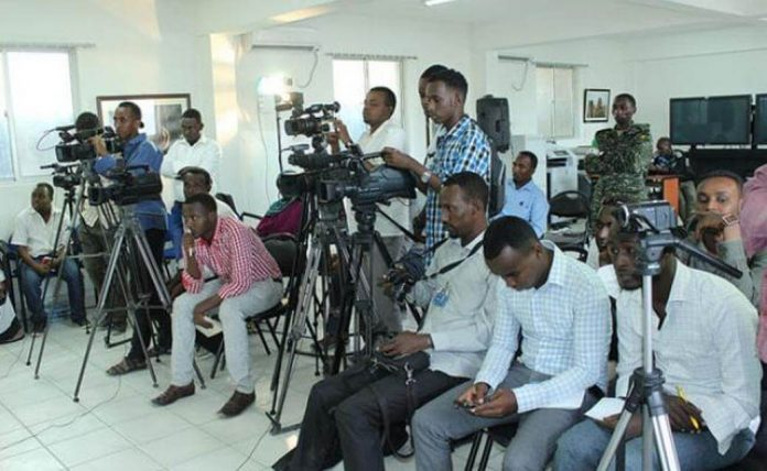 Bushenyi journalists form new association, elect BFM's Prosper as chairperson
