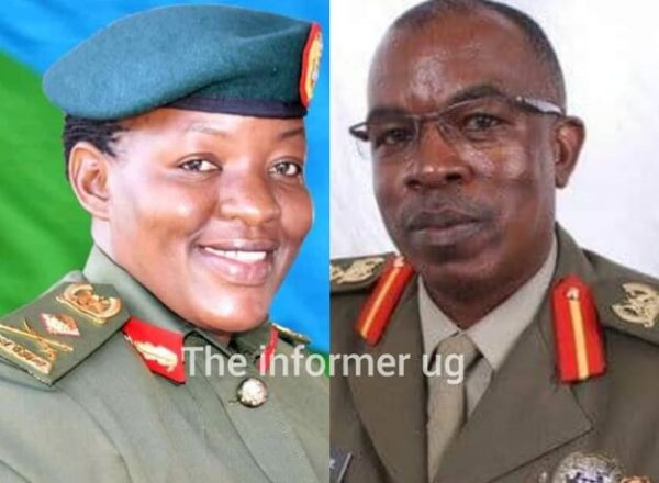 Museveni drops Brig. Karemire, appoints Brig. Gen. Byekwaso for UPDF Spokespersonship