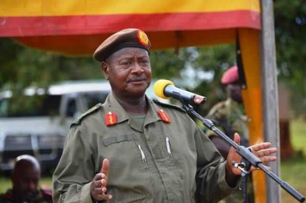 FULL LIST: President Museveni makes changes in the army leadership