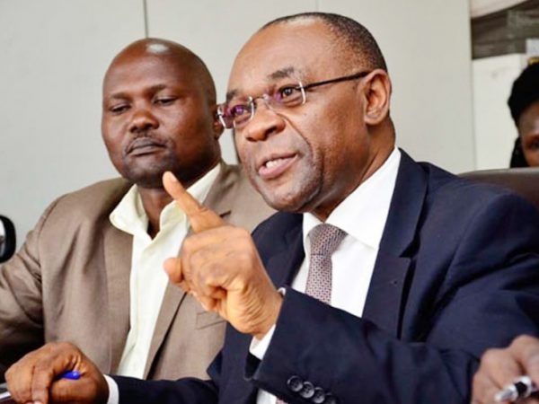 CONFIRMED: Minister Raphael Magyezi withdraws from Igara West Parliamentary race