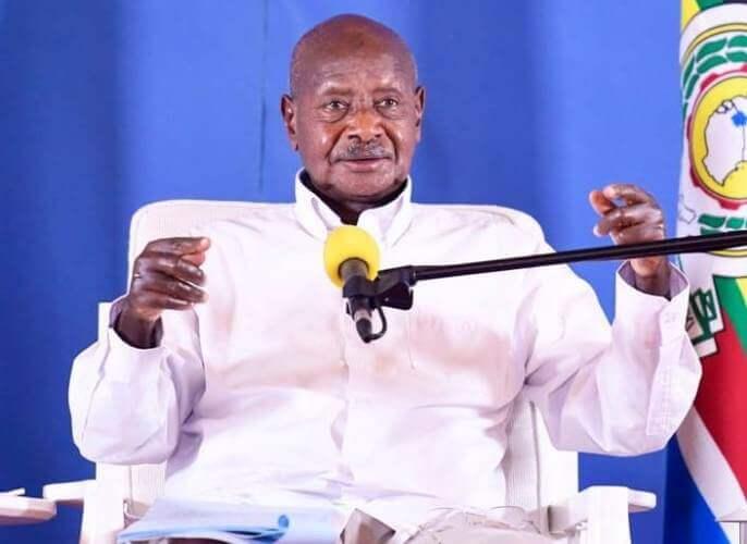 FULL SPEECH: Museveni reopens Schools, churches as Bars remain closed