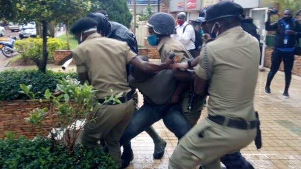 FROM BAD TO WORSE: Bobi Wine's bodyguards trouble escalates as police takes them to court