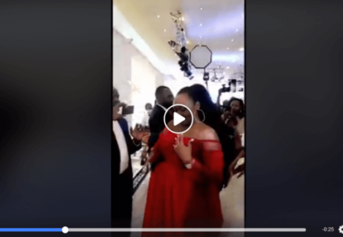VIDEO: Rema shows off Ssebunya's pregnancy