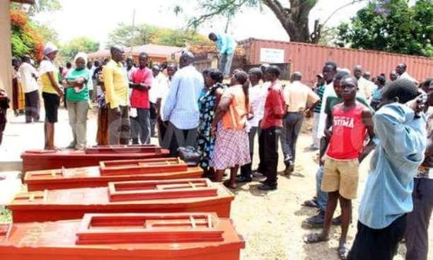 FAMILY MASSACRE: Kisoro man kills father, wife and 2 relatives