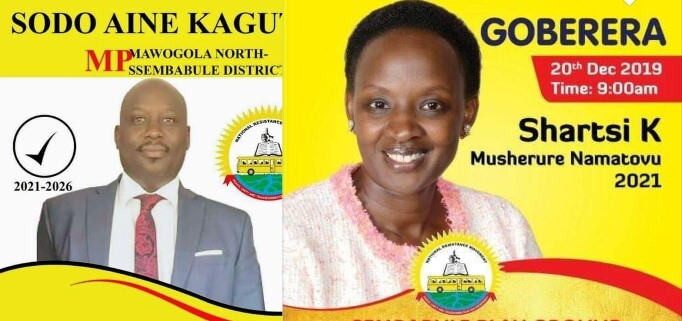 Kaguta, Kutesa nominated as independents after NRM denied them flag