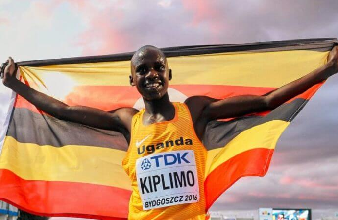 Another good day for Uganda as Kiplimo brings home Gold