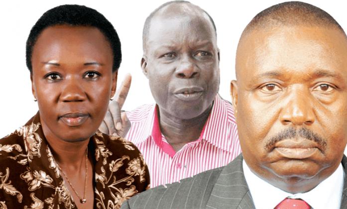 NRM EC boss Dr Odoi threatens to disqualify Kabasharira over inciting violence