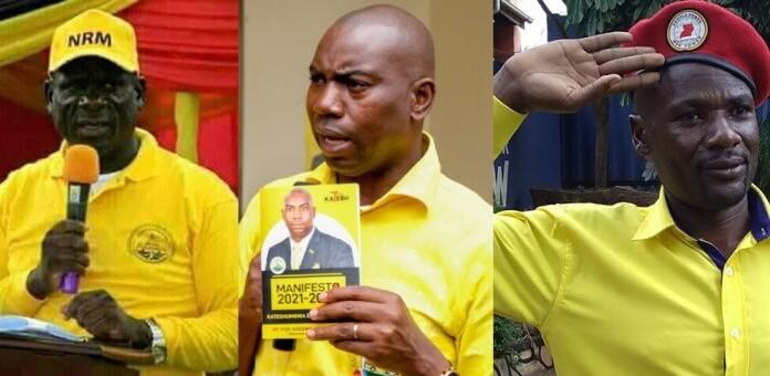 FULL LIST: Greater Bushenyi District successful NRM flag bearers
