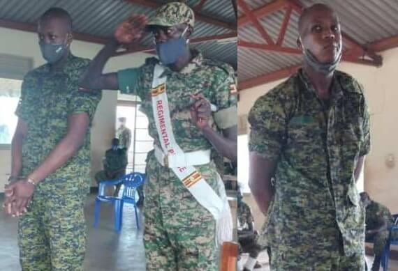 UPDF soldier sentenced to 90 years imprisonment for murdering his commander