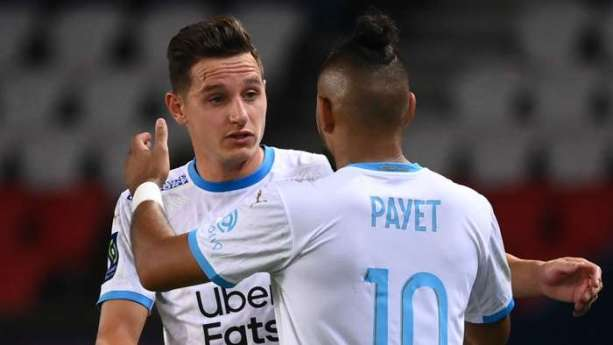 PSG loses to Marseille as 5 players including Neymar are sent off