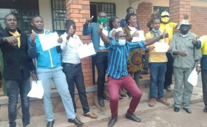 NRM floors FDC in Kabale District youth elections