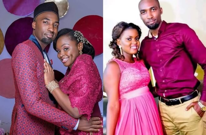 Hamza Sebunya's Bushirah is pregnant as mugoore Rema Namakula nears giving birth