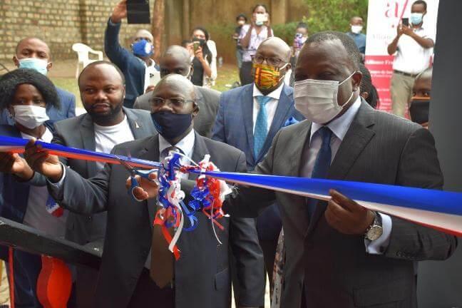 La Maison TV5 Monde opens shop in Kampala