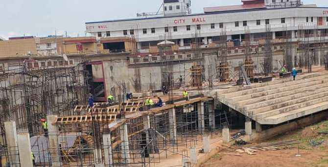Nakivubo stadium reconstruction resumes with 1000 workers already deployed