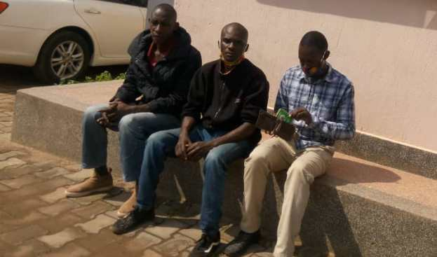 Taxi brokers arrested for flouting Presidential directives on COVID-19 in Kabale