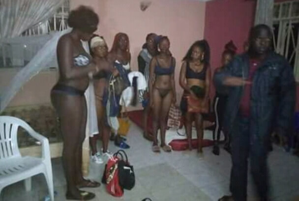 VIDEO: Here is what transpires in Sex parties