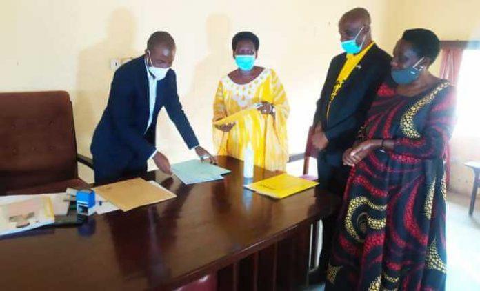 Hon Mary Paula Turyahikayo fully nominated for Rubabo Parliamentary seat