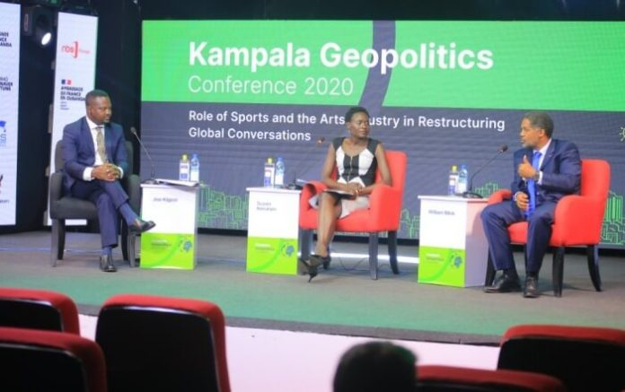 """Sports & Arts """"Soft Power"""" in need of massive Investment- Kampala Geopolitics Conference"""