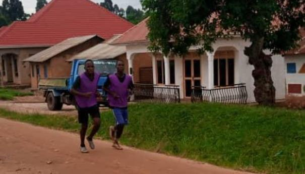 Nyaka Aids Foundation organises replica virtual marathon in Kanungu district
