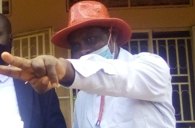 FDC's Medard Gumisiriza quits Rukiga county Parliamentary race before nomination