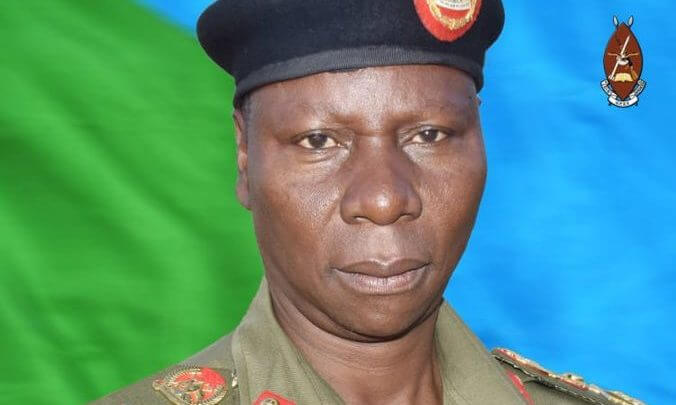JUST IN: UPDF Chief Administration is dead