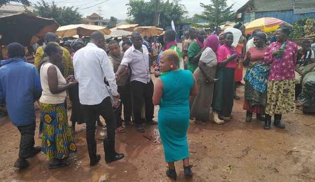 Joy as Nakawa market community elects new leadership