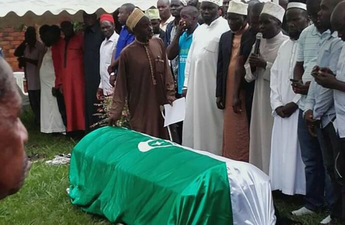Government tasked to train Sheikhs' & Imams on ablution of COVID-19 bodies