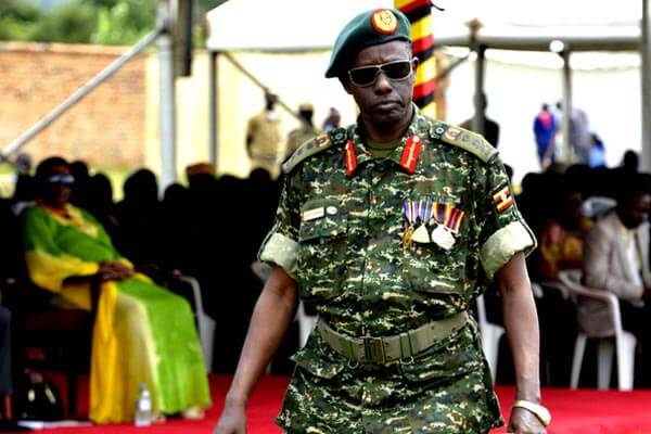 Gen. Tumwine warns of more deaths if Ugandans remain defiant