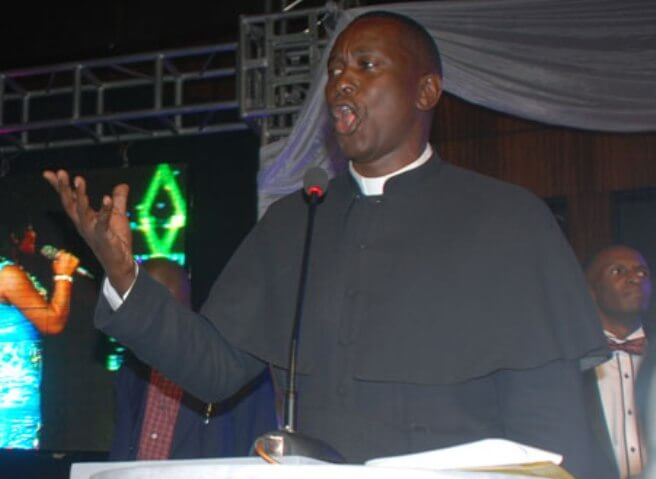 """""""Voting NRM would not just be a political mistake; it would be SINFUL""""-Fr Musaala"""