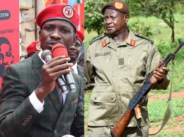 """""""Your days are numbered to repent or face the worst"""" Bobi Wine to Museveni"""